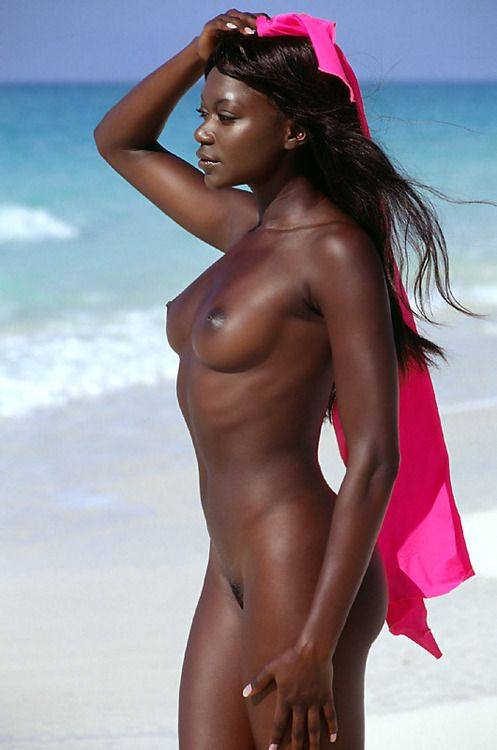 The Naked pictures of black darkskinned girls the