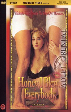 Blonde bombshell nude