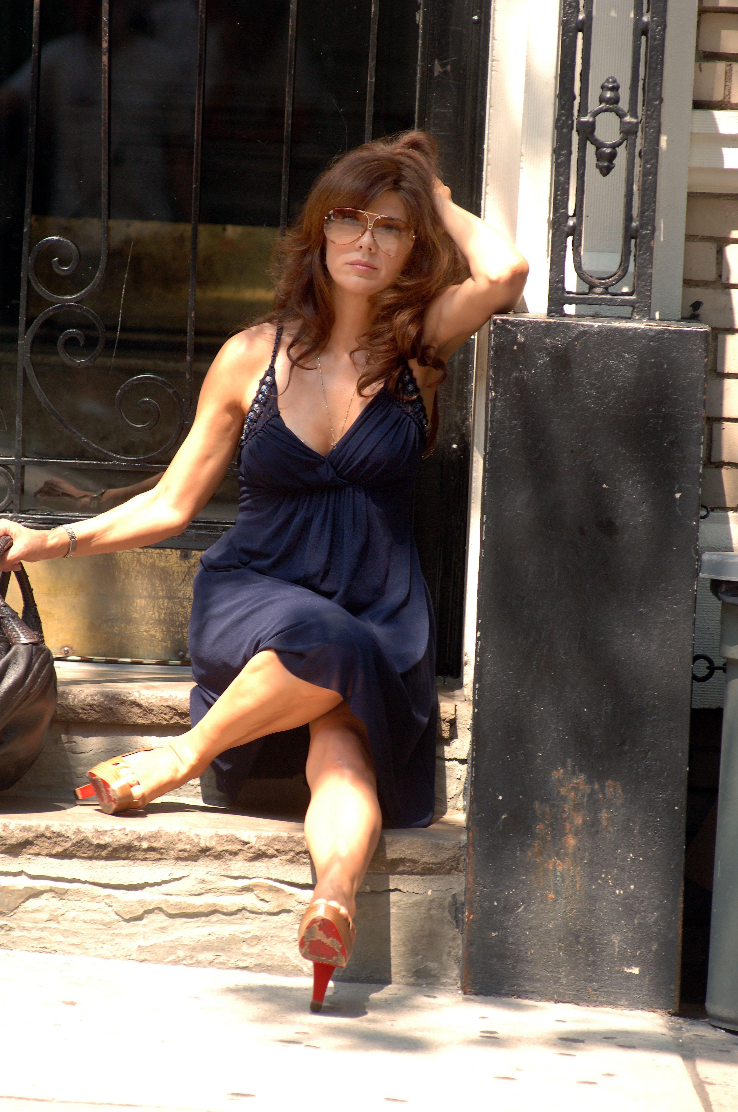 Hot brunette girl nice tits