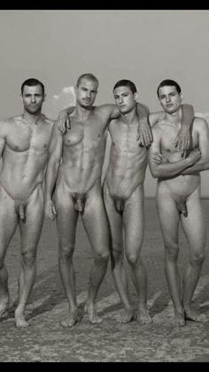 Australian soccer team nude calendar