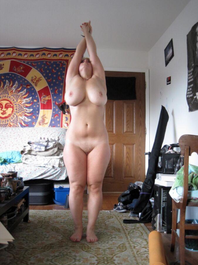 Redhead solo anal masturbation